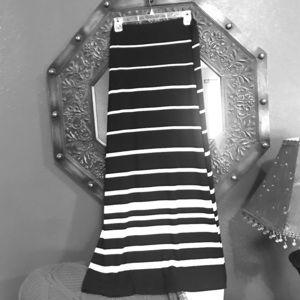 White House/Black Market Long Skirt